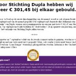 Stichting Dupla